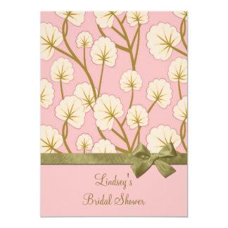 Cotton Candy Bouquet Bridal Shower Card