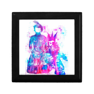 Cotton Candy Goth Girl and Punk Dude Gift Box