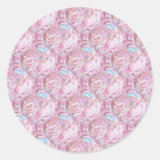 Cotton Candy Pattern Sticker