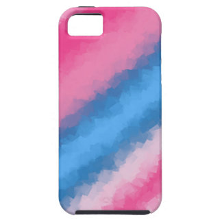 Cotton Candy Rainbow Colors iPhone 5 Cases