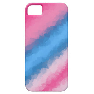 Cotton Candy Rainbow Colors iPhone 5 Covers