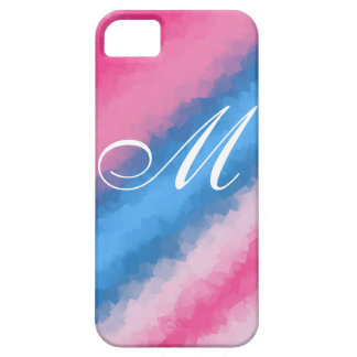 Cotton Candy Rainbow layers iPhone 5 Cover