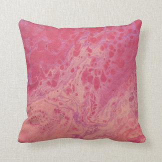 Cotton Candy Swirl Pillow