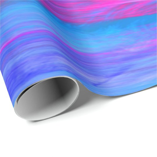 Cotton Candy Wrapping Paper