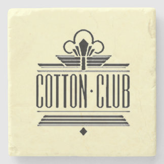 Cotton Club Atlanta Marble Coaster