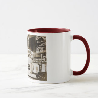 Cotton Club, New York City Vintage Mug