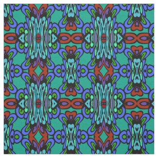 Cotton Fabric-Crafts-Home-Blue/Red/Green/Black Fabric