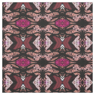 Cotton Fabric-Crafts-Home-Pink,Mauve,White,Black Fabric