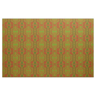 Cotton Fabric -Crafts-Home- Red/Green/Pumpkin