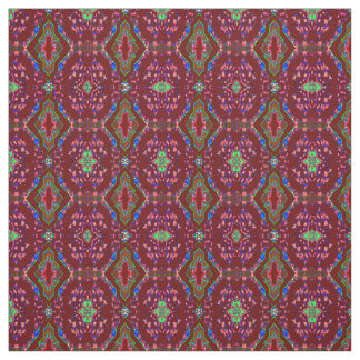 Cotton Fabric-Crafts- on Red,Green,Pink,Blue Fabric