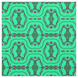 Cotton Fabric-Crafts-Wine/Burgundy/Green/Black Fabric