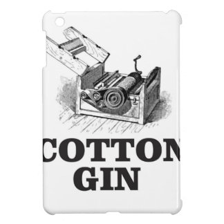 cotton gin bW iPad Mini Cover
