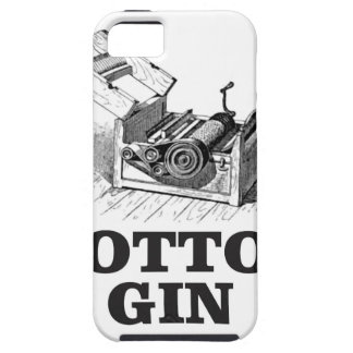 cotton gin bW iPhone 5 Case