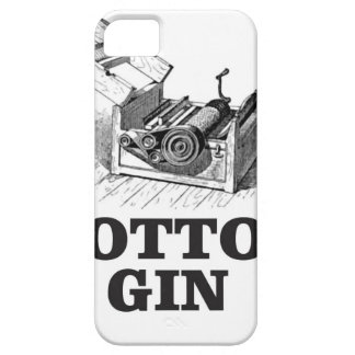 cotton gin bW iPhone 5 Cover