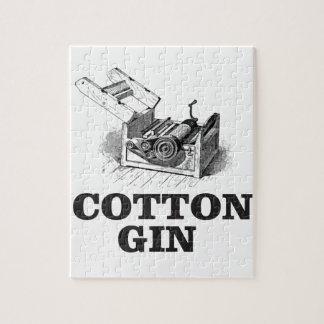 cotton gin bW Puzzle