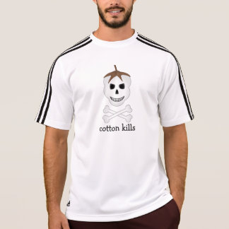Cotton Kills Athletic T-shirt