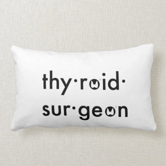 Cotton Lumbar couch pillow -  Thyroid Surgeon