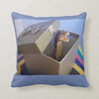 Cotton Throw Pillow artwork both sides!
