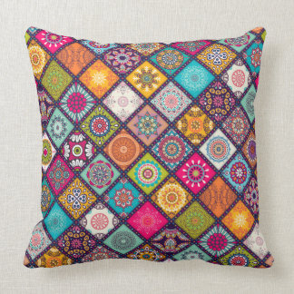 "Cotton Throw Pillow, Throw Pillow 20"" x 20"""