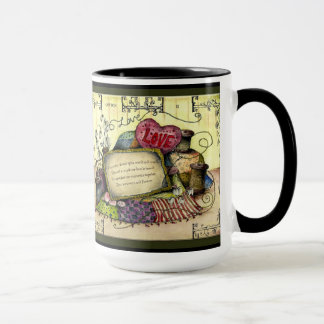 Cotton Wedding Anniversary : Jupigio-Artwork.com Mug