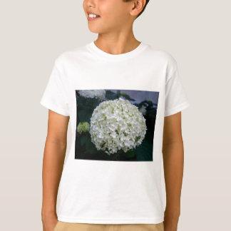 Cottonball Hydrangea T-Shirt