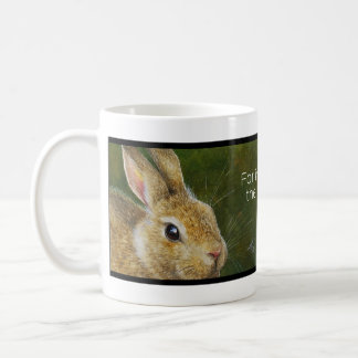 Cottontail Bunny Coffee Cup