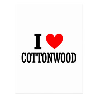 Cottonwood, Alabama City Design Postcard