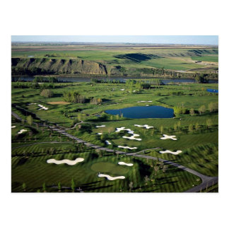 Cottonwood Golf and Country Club, southeast of Cal Postcard