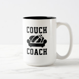 Couch Coach Two-Tone Coffee Mug