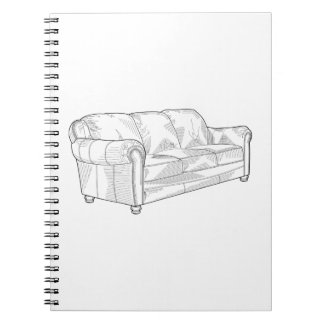 Couch Notebook