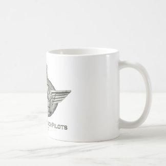 Couch Pilots Basic Mug