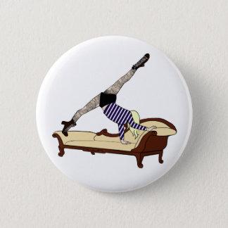 Couch split 2 inch round button