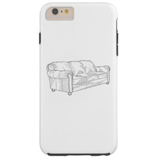 Couch Tough iPhone 6 Plus Case