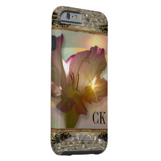 couché du soleil Floral 6/6s Tough iPhone 6 Case