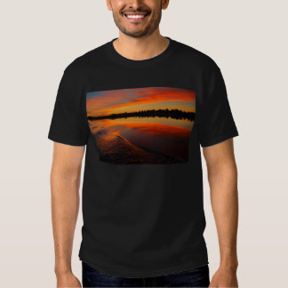 Coucher du soleil du Nil Tee-shirt