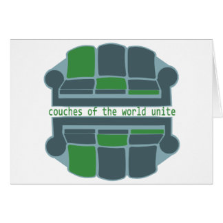Couches of the World Card