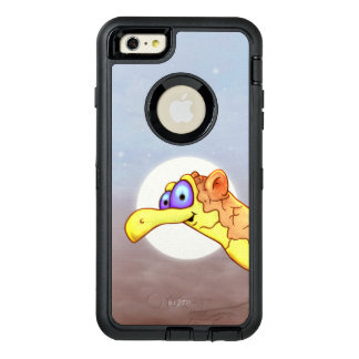 COUCOU BIRD 2 ALIEN  Apple iPhone 6/6s  PLUS  DS