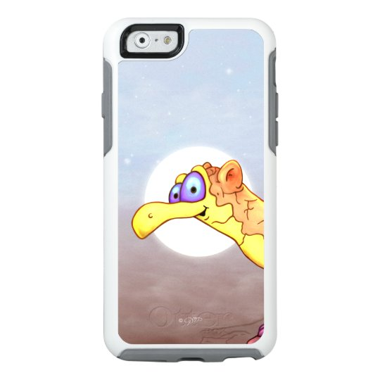 COUCOU BIRD 2 ALIEN  Apple iPhone 6/6s   SS W OtterBox iPhone 6/6s Case