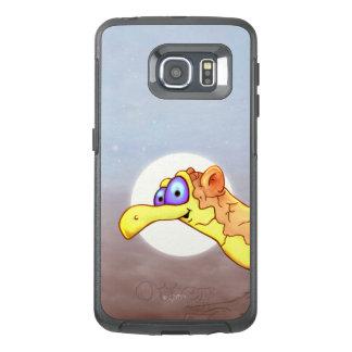 COUCOU BIRD 2 ALIEN Samsung Galaxy S6 EDGE  SS