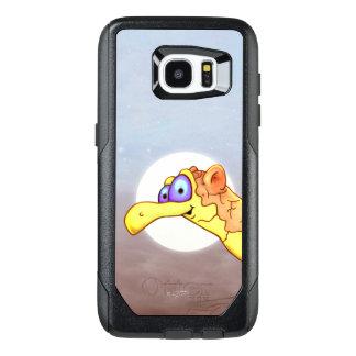 COUCOU BIRD 2 ALIEN  Samsung Galaxy S7 Edge   CS