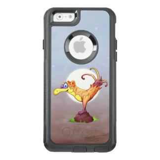 COUCOU BIRD ALIEN Apple iPhone 6/6s CS