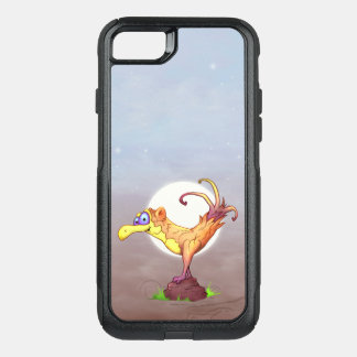 COUCOU BIRD ALIEN Apple iPhone 7  CS OtterBox Commuter iPhone 7 Case