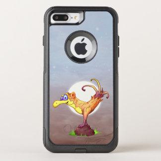 COUCOU BIRD ALIEN Apple iPhone 7 PLUS  CS OtterBox Commuter iPhone 7 Plus Case