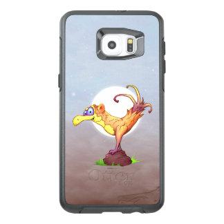 COUCOU BIRD ALIEN Samsung Galaxy S6 Edge  +Case SS
