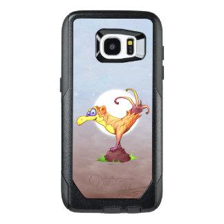 COUCOU BIRD ALIEN Samsung Galaxy S7 Edge CS