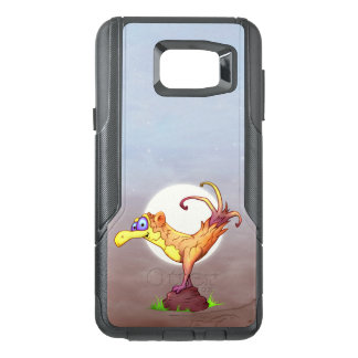 COUCOU BIRD ALIEN Samsung Note 5  CS