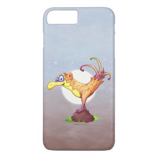 COUCOU BIRD CARTOON Apple iPhone 7 Plus iPhone 8 Plus/7 Plus Case