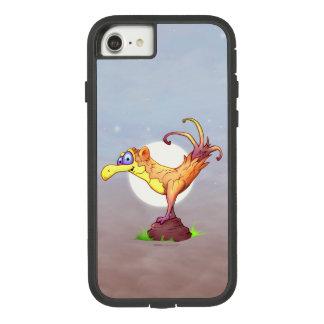 COUCOU BIRD CARTOON Apple iPhone 7 Tough Xtreme Case-Mate Tough Extreme iPhone 8/7 Case