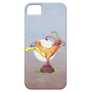 COUCOU BIRD CARTOON  iPhone SE + iPhone 5/5S   BT iPhone 5 Covers