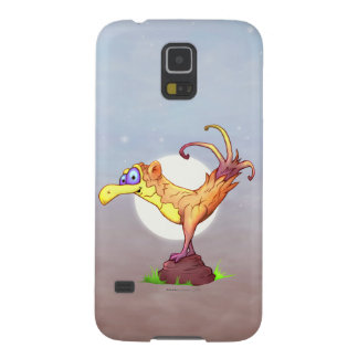 COUCOU BIRD CARTOON   Samsung Galaxy S5  BARELY T Case For Galaxy S5